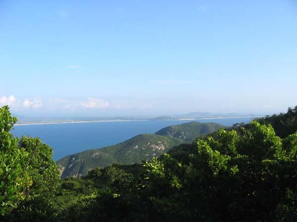 探访金丝燕最后的家-大洲岛